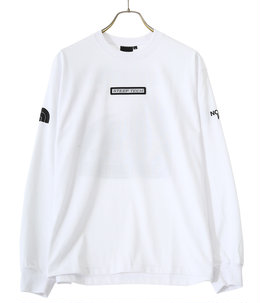【予約】STEEP TECH L/S Tee