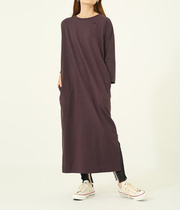 【レディース】5.5oz Crew Neck Dress