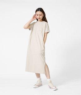 【レディース】5.5oz H/S Crew Neck Dress