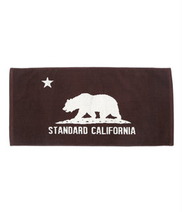 SD CAL FLAG HAND TOWEL