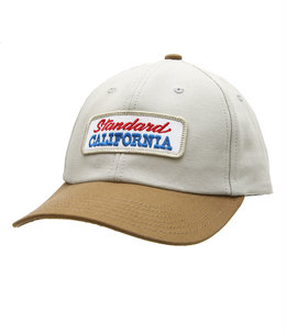 SD LOGO PATCH CANVAS CAP