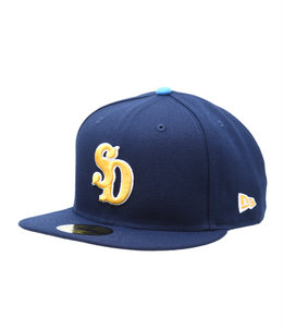 NEW ERA × SD 59FIFTY LOGO CAP