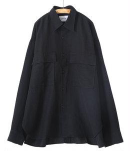 Oversize LS Shirt