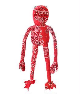 FROG MAN -RED-
