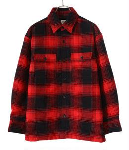 【予約】Check Shirts JKT