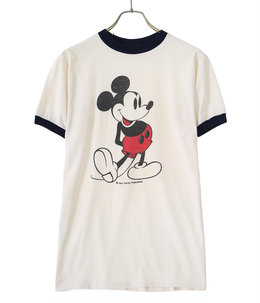 【USED】Mickey Mouse T-Shirts