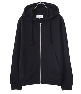 ELBOW PATCHES SWEAT PARKA