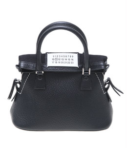 【レディース】5AC MICRO(shoulder strap leather bag)