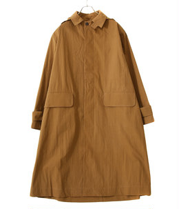 【予約】MERAKA COTTON POLY REMOVABLE HOODED MAC