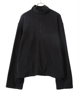 OVERSIZED FLEECE TOP
