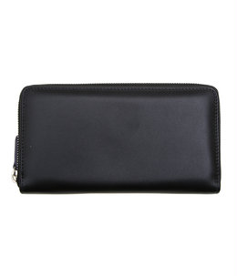 【予約】Large Zip-Around Purse w/ Metal Zip