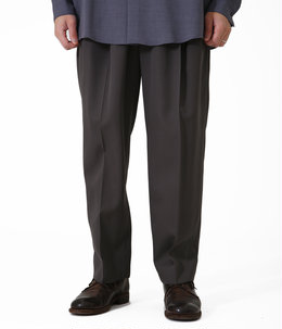 DOUBLE WIDE TROUSERS