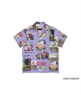 SUBLIME / S/S HAWAIIAN SHIRT ( TYPE-1 )