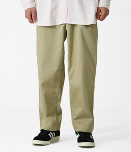 WIDE CHINO PANT