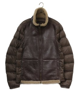 【予約】AVIATOR SHEARLING LINER WITH POCKET SHEARLING
