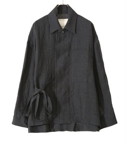 THE GLASSBLOWER JACKET - LAUNDERED LINEN -