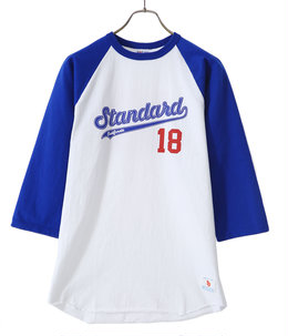 SD 18TH ANNIV 3/4 SLEEVE BASEBALL T