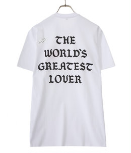 T-SHIRT THE WORLDS GREATEST LOVER