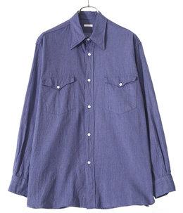 ヨリ杢 ワークシャツ
