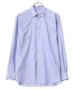 ポプリンシャツ