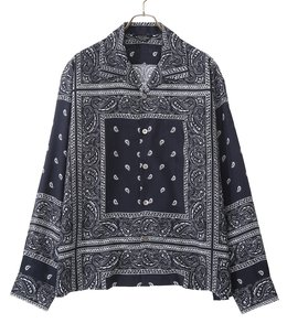 109.Paisley L/S Shirts