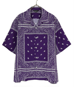 109.Paisley S/S Shirts
