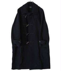 Duffle pea coat
