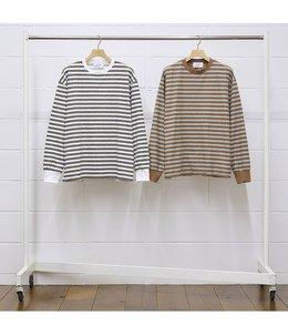【予約】Border LS T-shirt