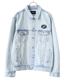 ICE OVERSIZED DENIM JACKET