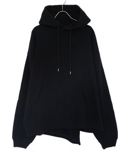 【予約】Twisted Hooded Pullover