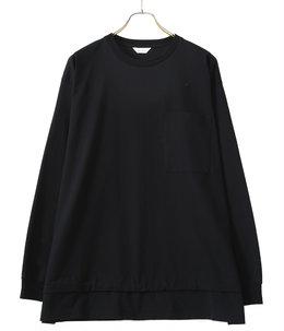 Drawstring Long Sleeve T-Shirt