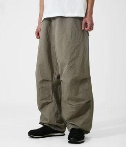 Wide Over Trousers