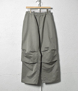 【予約】Wide Over Trousers