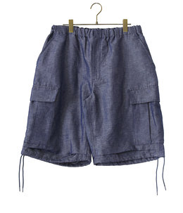 【予約】Six Pocket Short Trousers