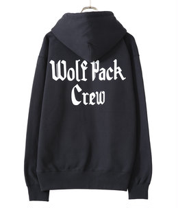 WOLF PACK CREW PULL PARKA