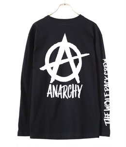 ANARCHY L/Tee
