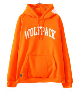 WP×CAMBER COLLAGE LOGO PULL PARKA