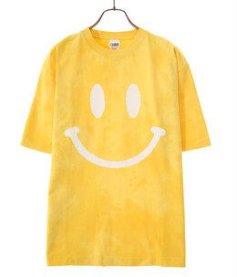 WP×CAMBER SMILE TIE-DYE T-SHIRTS