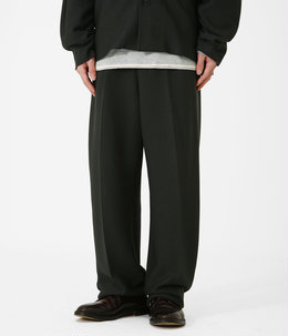 TAPERED KNIT LOUNGE PANTS