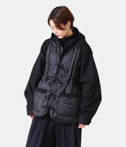 【レディース】circa make rayered military coat