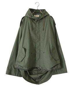 【予約】【レディース】circa make rayered military coat