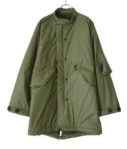 luster print m-48 test sample coat