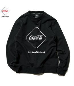 Coca-Cola EMBLEM CREWNECK SWEAT