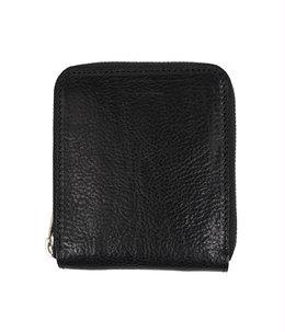 horizontal zip purse