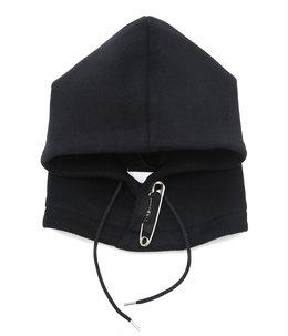 blanket hood.