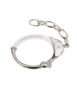 bone shaped handcuffs bracelet?-L-