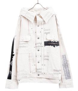 monster shaped jacket? -john doe(s)-