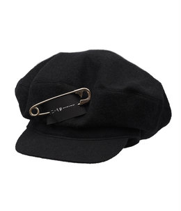 huge marine cap.