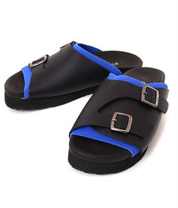 TWO BUCKLE SANDALS