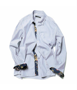 BACK PLACKET ALOHA B.D SHIRT